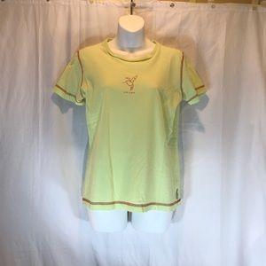 Life Is Good Tops - Life is Good T Shirt Organic Cotton (Good Karma)